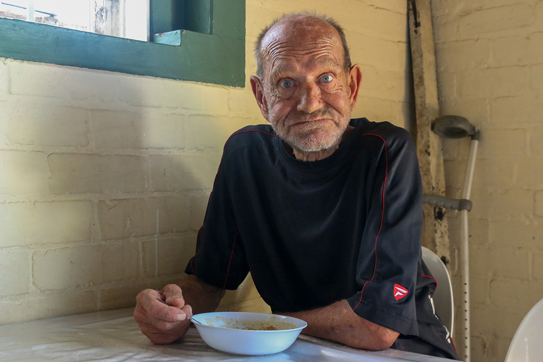 Fietas: A community starving for survival