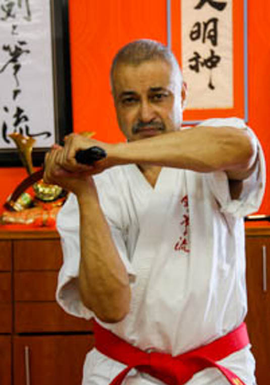 A legacy of karate in Fordsburg