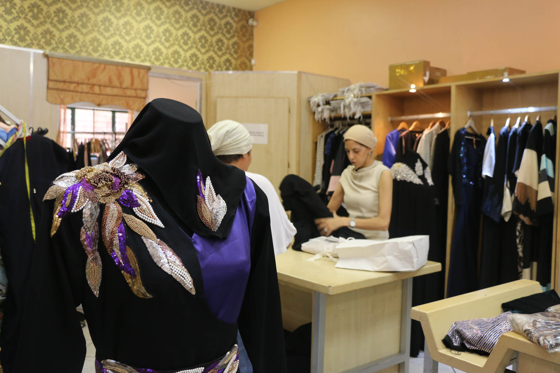 Fashion Woven Into The Fabric Of Fordsburg Mayfair